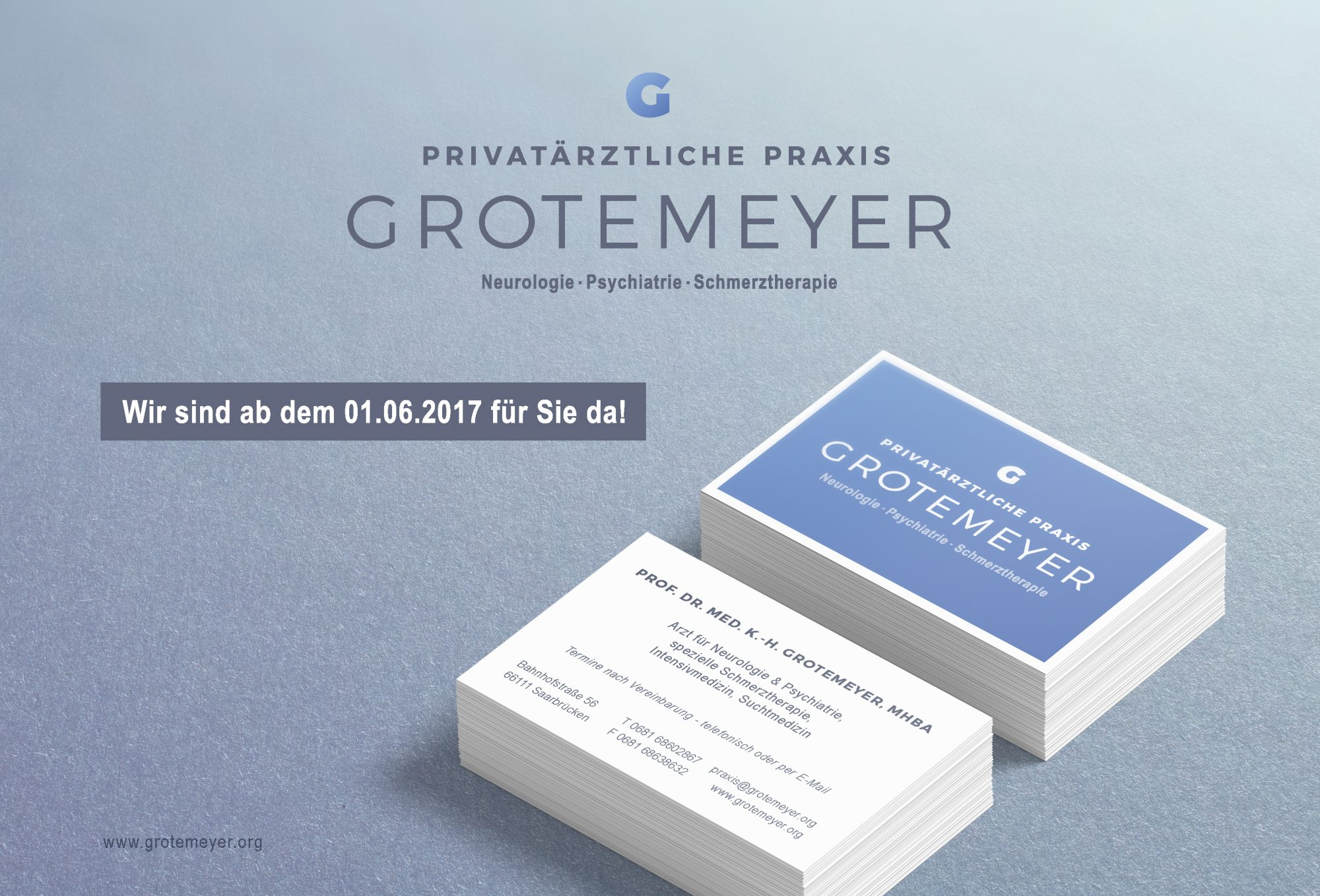 Praxis GROTEMEYER *  Saarbrücken